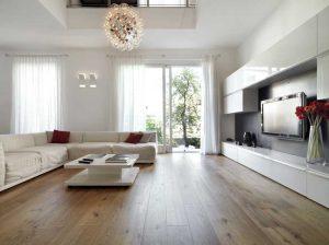 Mooie nieuwbouw woonkamer