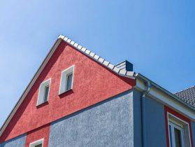 Een gekleurd huis