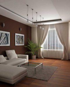 Prachtige slaapkamer door een stukadoorsbedrijf onder handen genomen